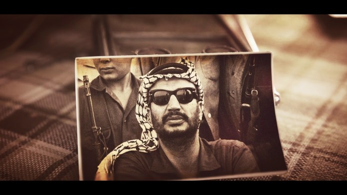 Arafat. Foto Screenshot Youtube