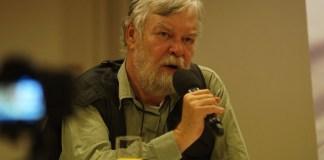 Ulrich W. Sahm. Foto Israelfreunde Hannover / Flickr.com