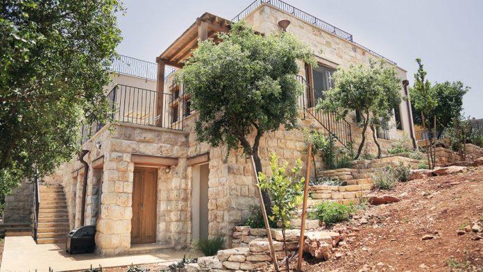 Ein Öko-Haus der Tav-Group in Nordisrael. Foto Yaeli Gabriely.