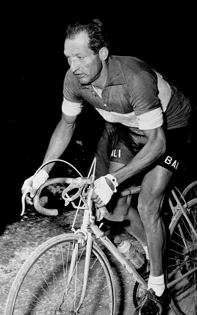 Gino Bartali 1945. Foto PD