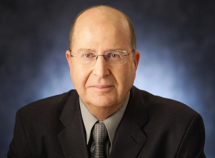 General Moshe (Bogie) Ya'alon. Foto Reuven Kapuscinski, CC0, https://commons.wikimedia.org/w/index.php?curid=22668061