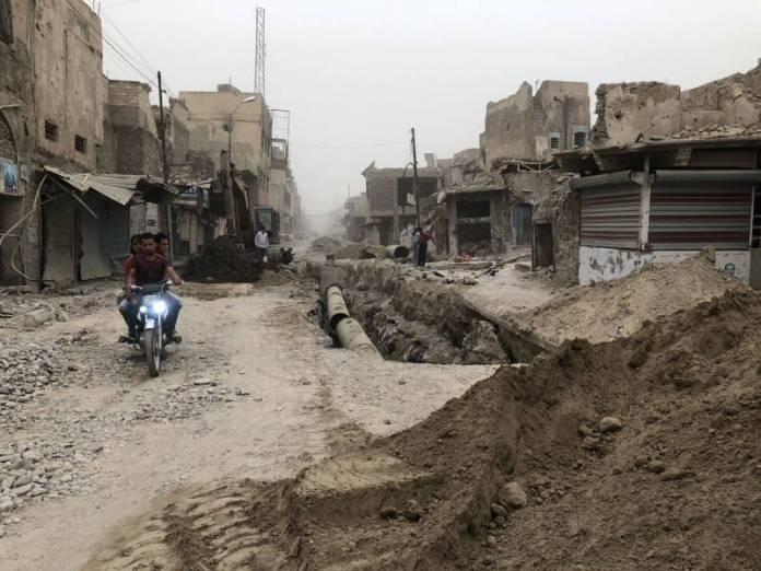 Mosul. Foto International Christian Concern / Facebook