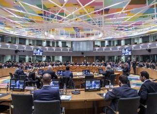 EU-Meeting in Brüssel am 8. Januar 2019. Foto European Union
