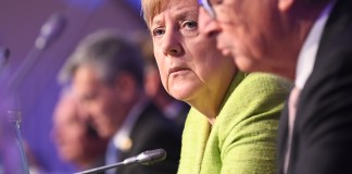 Angela Merkel. Foto European People's Party - https://www.flickr.com/photos/eppofficial/33735035745/, CC BY 2.0, https://commons.wikimedia.org/w/index.php?curid=64927420