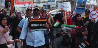 Al-Quds-Tag Berlin 2018. Foto zVg
