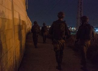 Foto IDF Pressesprecher