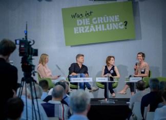 Veranstaltung der Heinrich-Böll-Stiftung 2018. Foto Stephan Röhl / https://www.flickr.com/photos/boellstiftung/48092833728/in/album-72157709156613871 / CC-BY-SA 2.0