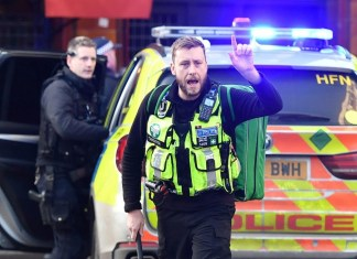 Terroranschlag in London am 29. November 2019. Foto Screenshot Youtube