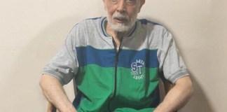 Mahmoud Ezzat, der amtierende Führer der Muslimbruderschaft, nach seiner Verhaftung. Foto Al Ahram.