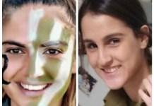 Links Hadas Malka, rechts Hadar Cohen. Foto zVg