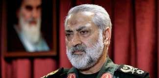 Brigadegeneral Abolfazl Shekarchi, ein ranghoher Sprecher der iranischen Streitkräfte. Foto Tehran Times / IRNA