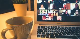 Symbolbild Zoombombing. Foto Compare Fibre / Unsplash.com