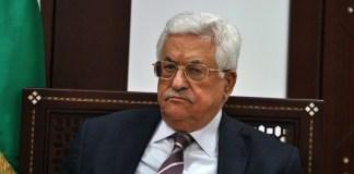 Der Präsident der Palästinensischen Autonomiebehörde Mahmoud Abbas. Foto Ehud Amiton/TPS