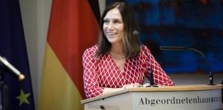 Leiterin der deutschen IHRA-Delegation, Botschafterin Michaela Küchler. Foto zVg / IHRA