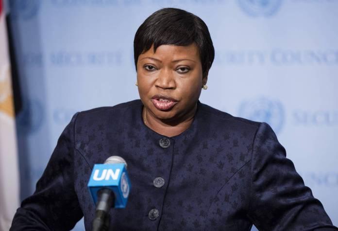 IStGH-Anklägerin Fatou Bensouda. Foto IMAGO / Pacific Press Agency