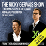 The XFM Vault: The Best of The Ricky Gervais Show with Stephen Merchant and Karl Pilkington, Volume 1