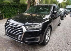 importeren van een Audi