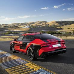 Audi RS7 piloted driving Robby_audicafe_2