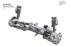 McPherson front suspension