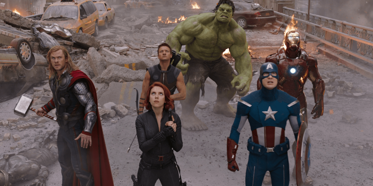 Superhero Movies Are Here To Stay and That's Okay