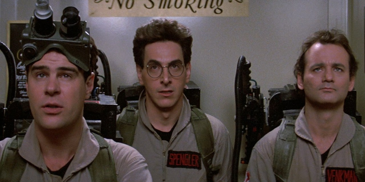 Who You Gonna Call? Ghostbusters: 30 Years Later