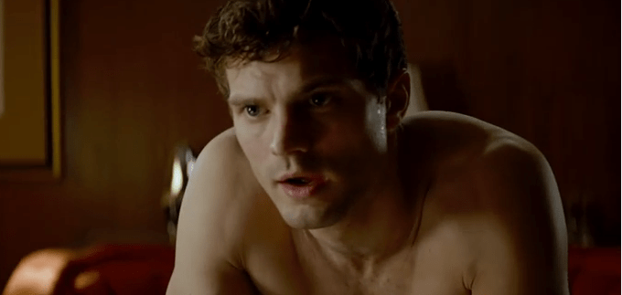 Why Christian Grey Should Be Shown Full Frontal