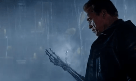 Terminator: Genisys Trailer Released!