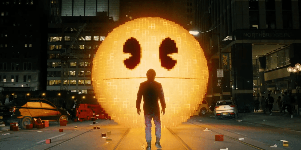 Weekly Roundup: The Pixels Trailer Is Worrisome