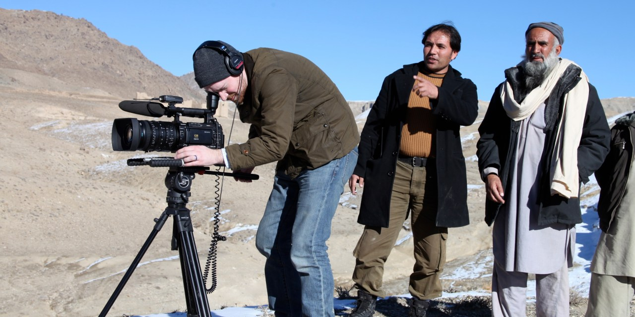 Emotional Archaeology: An Interview with Brent E. Huffman, Director of Saving Mes Aynak