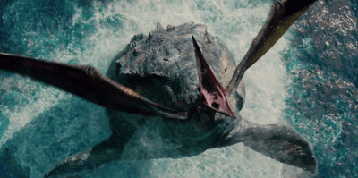 Global Jurassic World Trailer Goes Bigger and Sillier