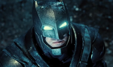 Batman v Superman: Dawn of Justice Official Teaser