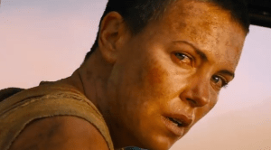 Mad Max Charlize Therone