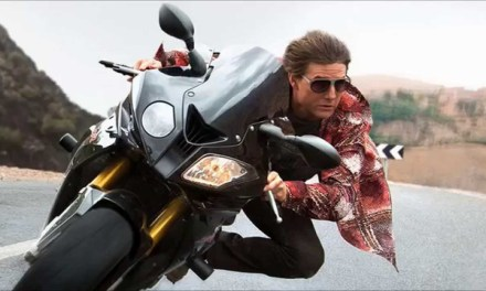 New Mission Impossible Trailer is Sexy as F-