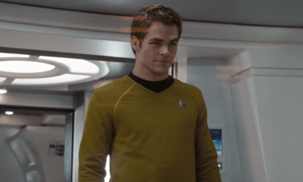 Weekly Roundup: Kirk is Hal Jordan
