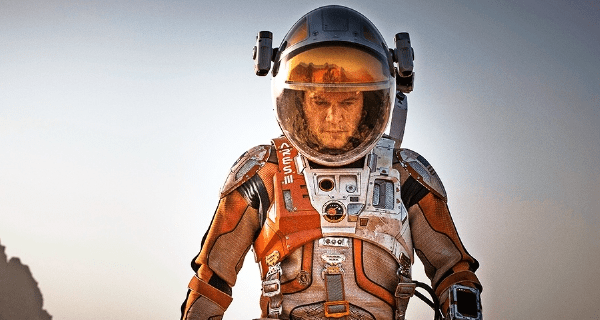 Matt Damon is Stranded in First Trailer for The Martian