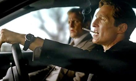True Detective and the Buddy Cop