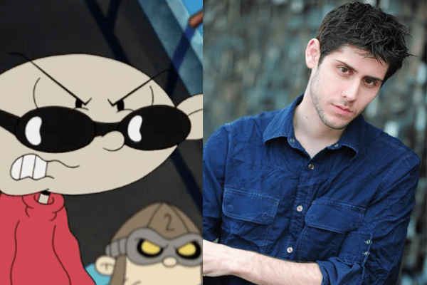 Interview: Voice Actor Ben Diskin