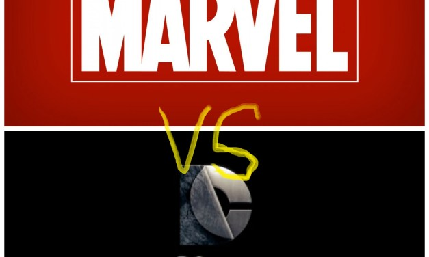 Marvel vs DC: The Death of the Conversation