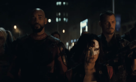 Official Suicide Squad SDCC Trailer Won't Kill You