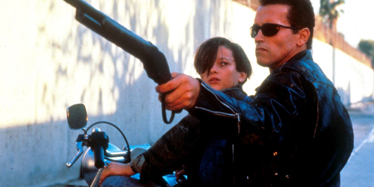 Terminator as Sub-Genre Piecemeal