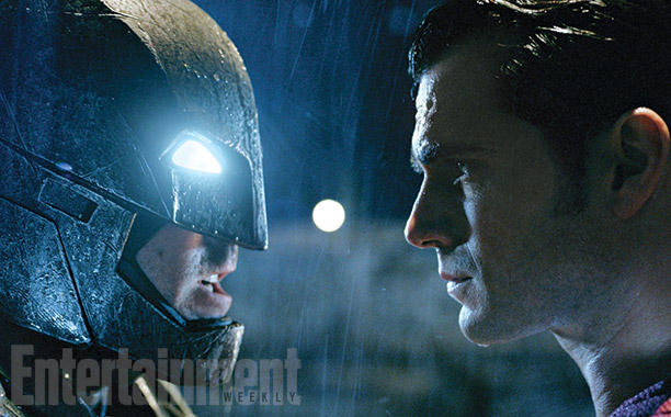 New Batman v. Superman Stills