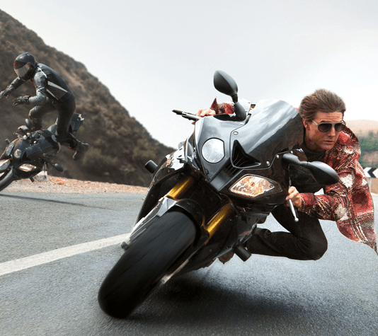 Mission: Impossible – Rogue Nation is a Waterslide