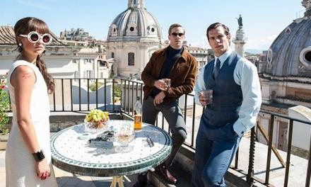 The Man from U.N.C.L.E. is Stylish Fun