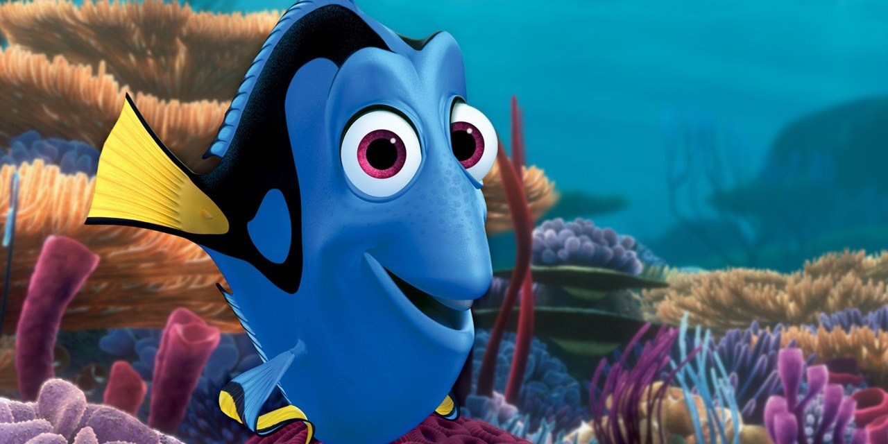 Finding Dory Finds Herself a Trailer