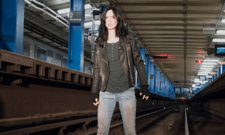Jessica Jones Plays the Hero