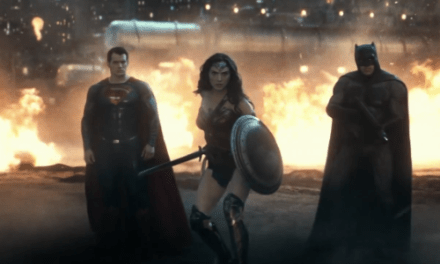 New Batman v Superman Trailer Has Humor