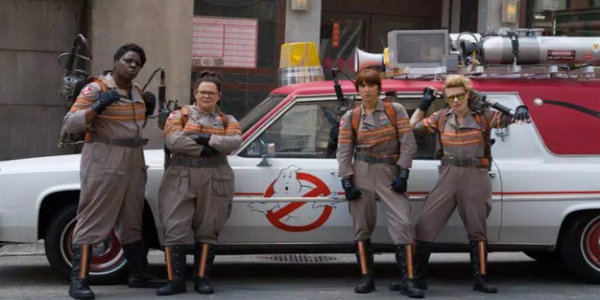 Ghostbusters (2016) Captures A Fresh Spirit and Then Lets It Out The Box