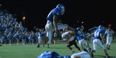 Wendell Brown - Varsity Blues