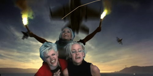 Dixie Chicks ISIS