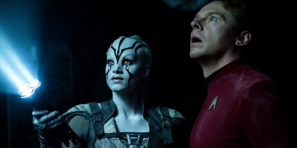 What We're Watching: Star Trek Beyond & Lights Out